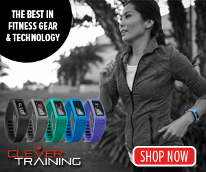 300x250 Activity Monitors-wearable - at clevertraining