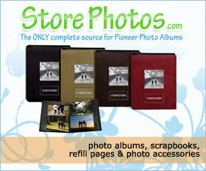 Photo Albums & Scrapbooks, plus Free Shipping