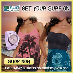 Shop the top brands for women's gear at Surf Fanatics!