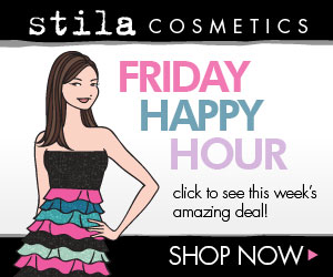 stila friday happy hour