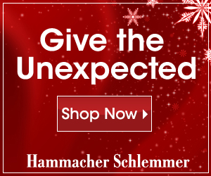 Give the Unexpected: Hammacher Schlemmer Gift Guide