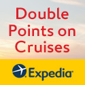 Earn Double Expedia+ Points when you Book a Carnival Cruise!