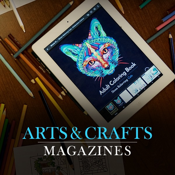 Arts & Crafts Magazines