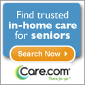 Care.com banner