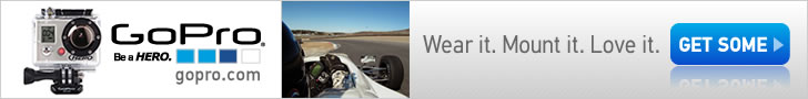 Order HD Motorsports HERO Camera @ GoPro.com