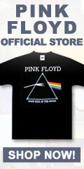 Free Patch or Magnet in the Pink Floyd Store!