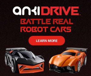Anki DRIVE Robot Cars for Kids