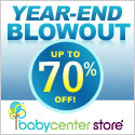 All Halloween Costumes 50% off at BabyCenter Store