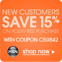 New Customers get 15% off with Coupon C77647