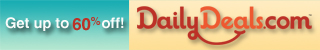 Save online with DailyDeals.com