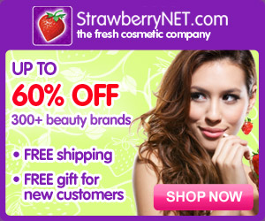 StrawberryNET.com - The fresh cosmetic company