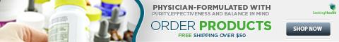 Seekinghealth, Best supplements, Best probiotics, Best multivitamins