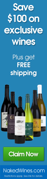 Receive $100 Off a $160 Order of 6 or More 750ml Bottles of Wine. First Time Customers Only.