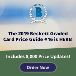 Beckett Graded Card Price Guide #16