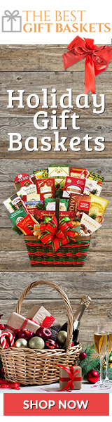 Shop the Best Selling Gift Baskets for Gift Giving Season at TheBestGiftBaskets.com