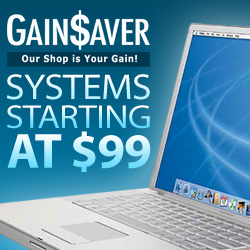 Systems starting at $99