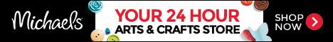 Michaels.com: Your 24-hour Arts & Crafts Store
