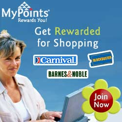 Make Every Purchase Count - Join MyPoints!