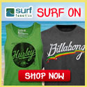 Shop the top brands for men's gear at Surf Fanatics!