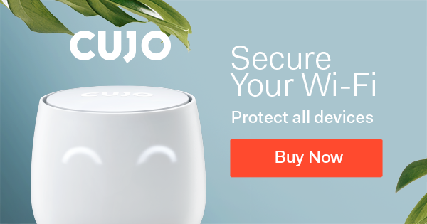 CUJO Secure Your Wi-Fi