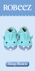 Robeez sets the trend for childrens footwear - pick up a cute pair today!