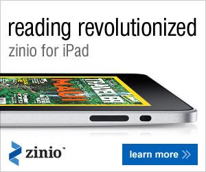 Zinio Digital Magazines - Trees will thank you