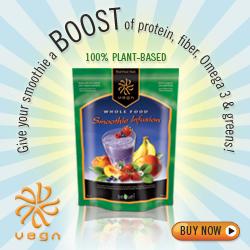 Vega Whole Food Smoothie Infusion