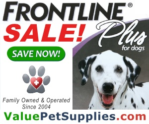 Frontline Plus Sale at ValuePetSupplies-300x250