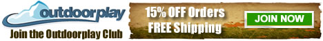 Savings on Outdoor and Kayak Gear - Free Shipping
