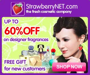 StrawberryNET.com - The fresh cosmetic company