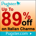 Up To 89% Off on Italian Charms!