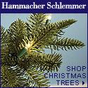 Hammacher Christmas Trees