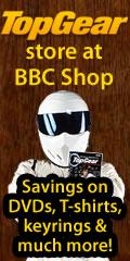 Top Gear at BBC Shop.com