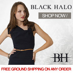 BlackHalo - Women celebrity clothes