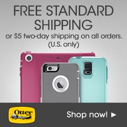 OtterBox.com: 250x250 Free Shipping