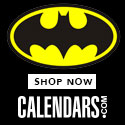 Shop Batman at Calendars.com Now!