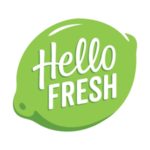 HelloFresh family box | cooking subscription box logo
