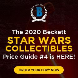 Beckett Star Wars Price Guide #4 250*250