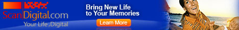 Bring New Life to Your Memories with ScanDigital!
