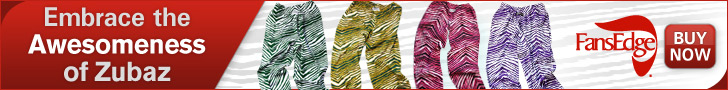 Embrace The Awesomeness of Zubaz at FansEdge