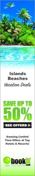 Save Up to 50% Off on Island & Beach Deals!