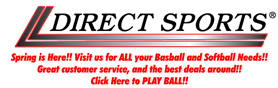 DirectSports.com Everything Baseball and Softball