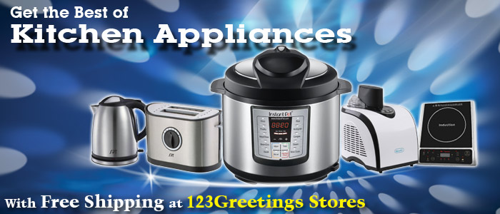 1000's of kitchen and dining products.