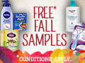 Free Fall Samples from QualityHealth!