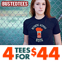BustedTees - New Hilarious Shirts Every Week