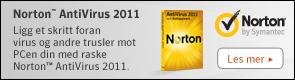 Norton AntiVirus 2011 - 295x80