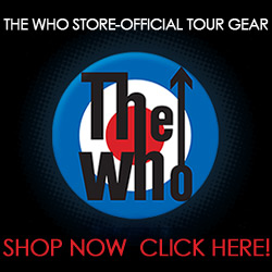 The Who Store - Official Who Gear - Shop Now