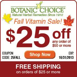 Visit Botanic Choice now to save!