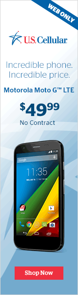 Buy Moto G LTE for $49.99 No Contract at U.S. Cellular.com