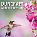 Shop Duncraft Wildbird Superstore for Great Gifts for Mother's Day and Save!